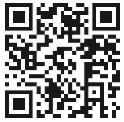 This is the QR Code for Library Orientation Part 1