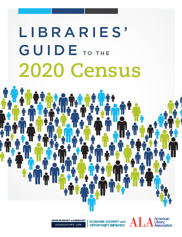 ALA's guide for librarians about the 2020 Census.