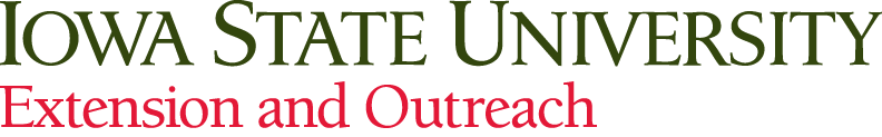 Iowa State University Extension logo