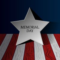All Branches and Library Services Closed for Memorial Day