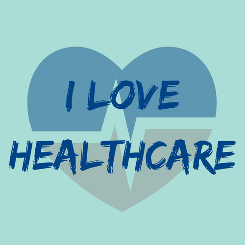 I love healthcare - career videos