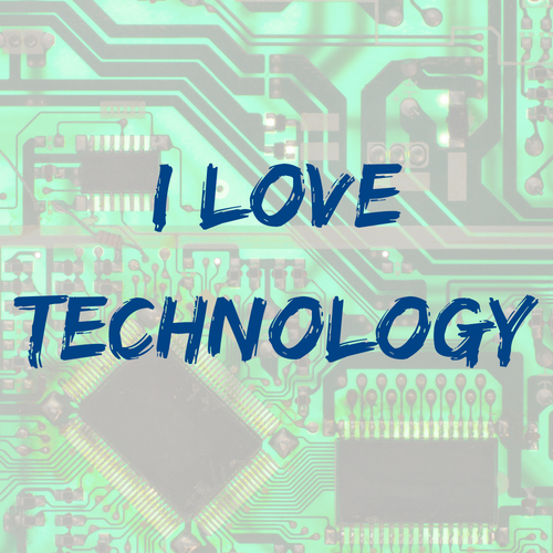 I love technology - career videos