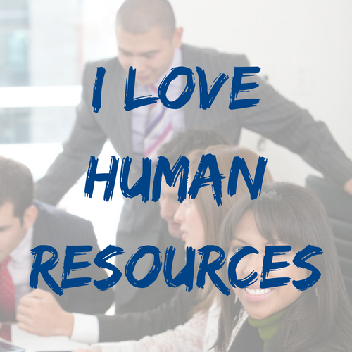 I love human resources - career videos