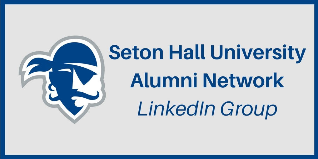 Click here to become a part of the SHU Alumni Group on LinkedIn