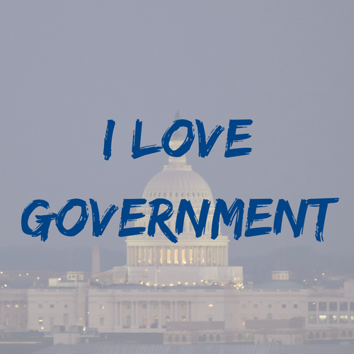 I love government - career videos