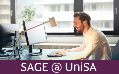 Navigate to SAGE at UniSA Page