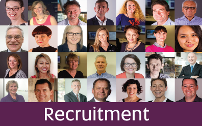 Navigate to Recruitment Page