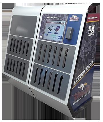 laptop kiosk