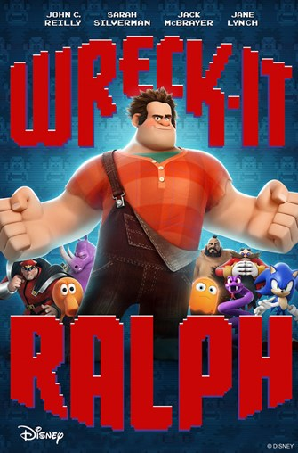 Family Movie: Wreck-It Ralph