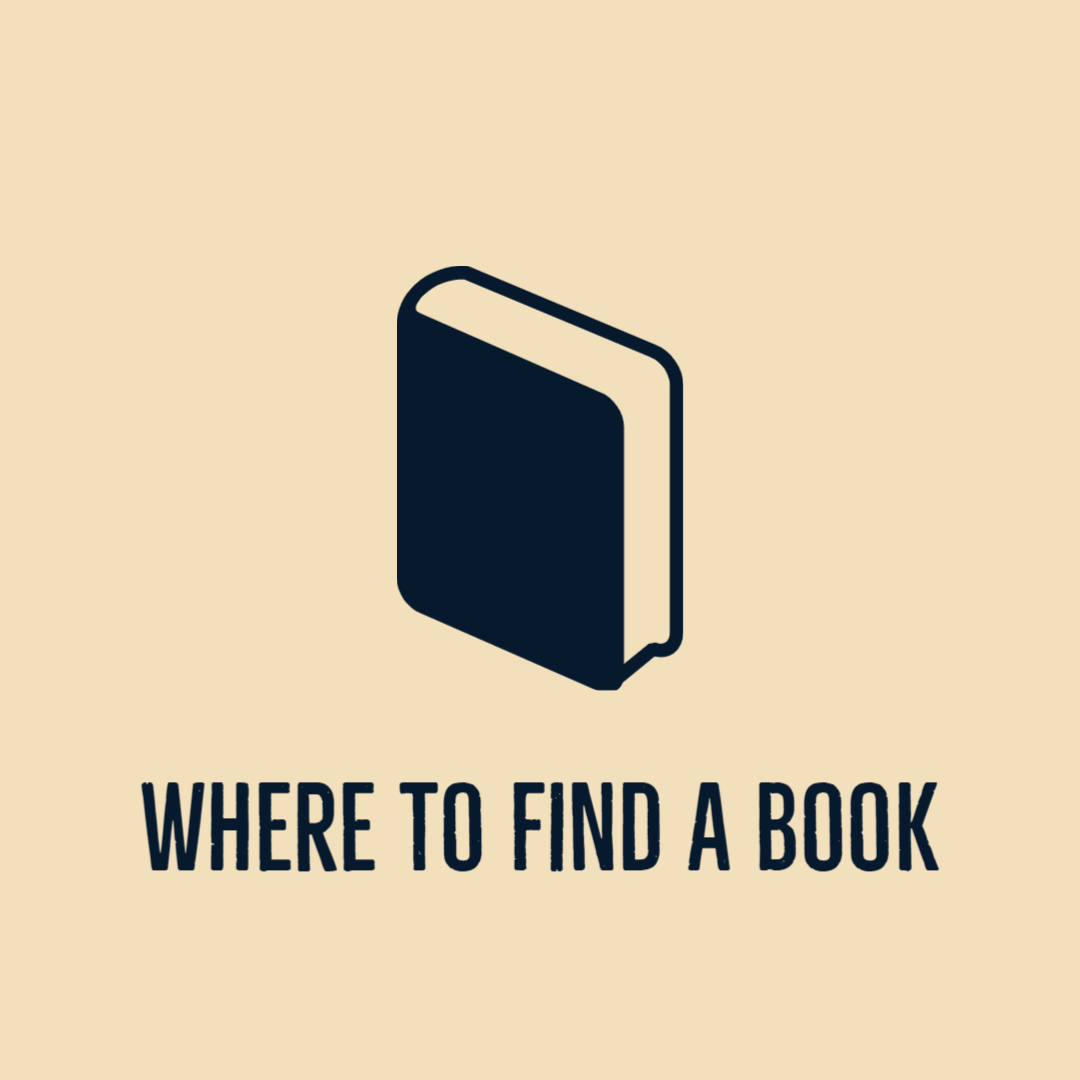 Where to find a book
