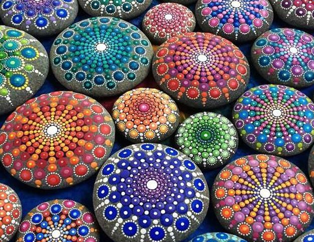 Rock Painting for Adults
