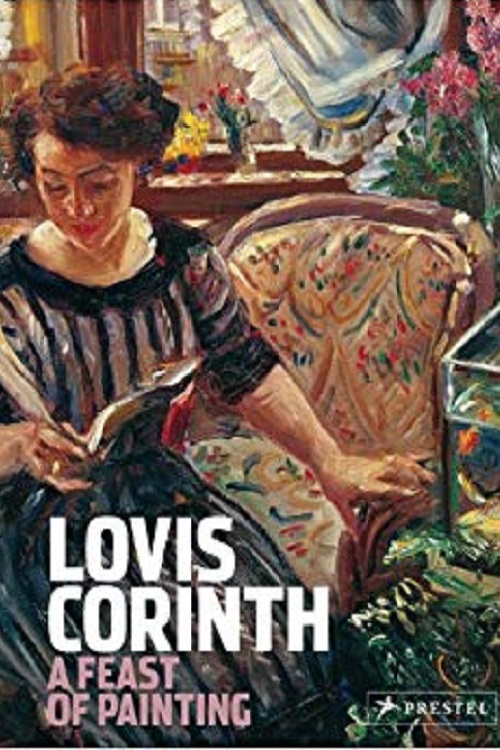 Lovis Corinth : a feast of painting /