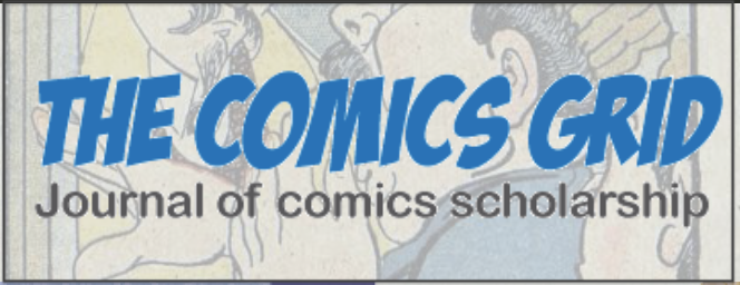 The Comics Grid masthead