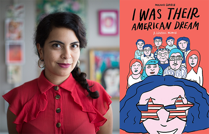 What's Your American Dream? Conversations with author Malaka Gharib