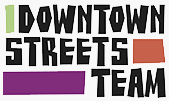 Downtown Streets Team Outreach