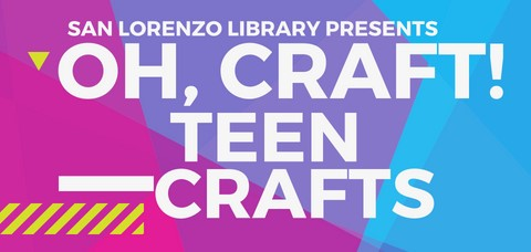 Oh, Craft! Teen Crafts