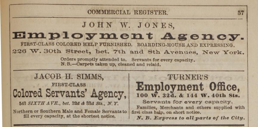 New York City Directory 1875-1876