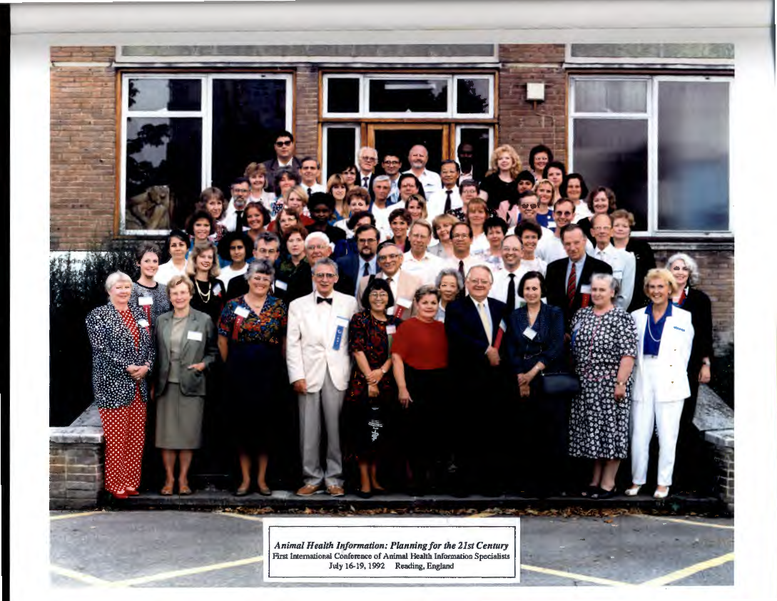 1st ICAHIS Attendee Group Photo