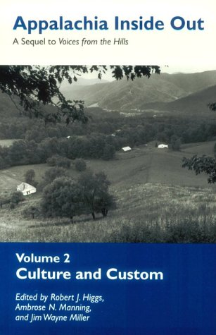 Appalachia Inside Out, Volume 2: Culture and Custom