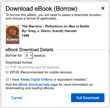 download ebook screen