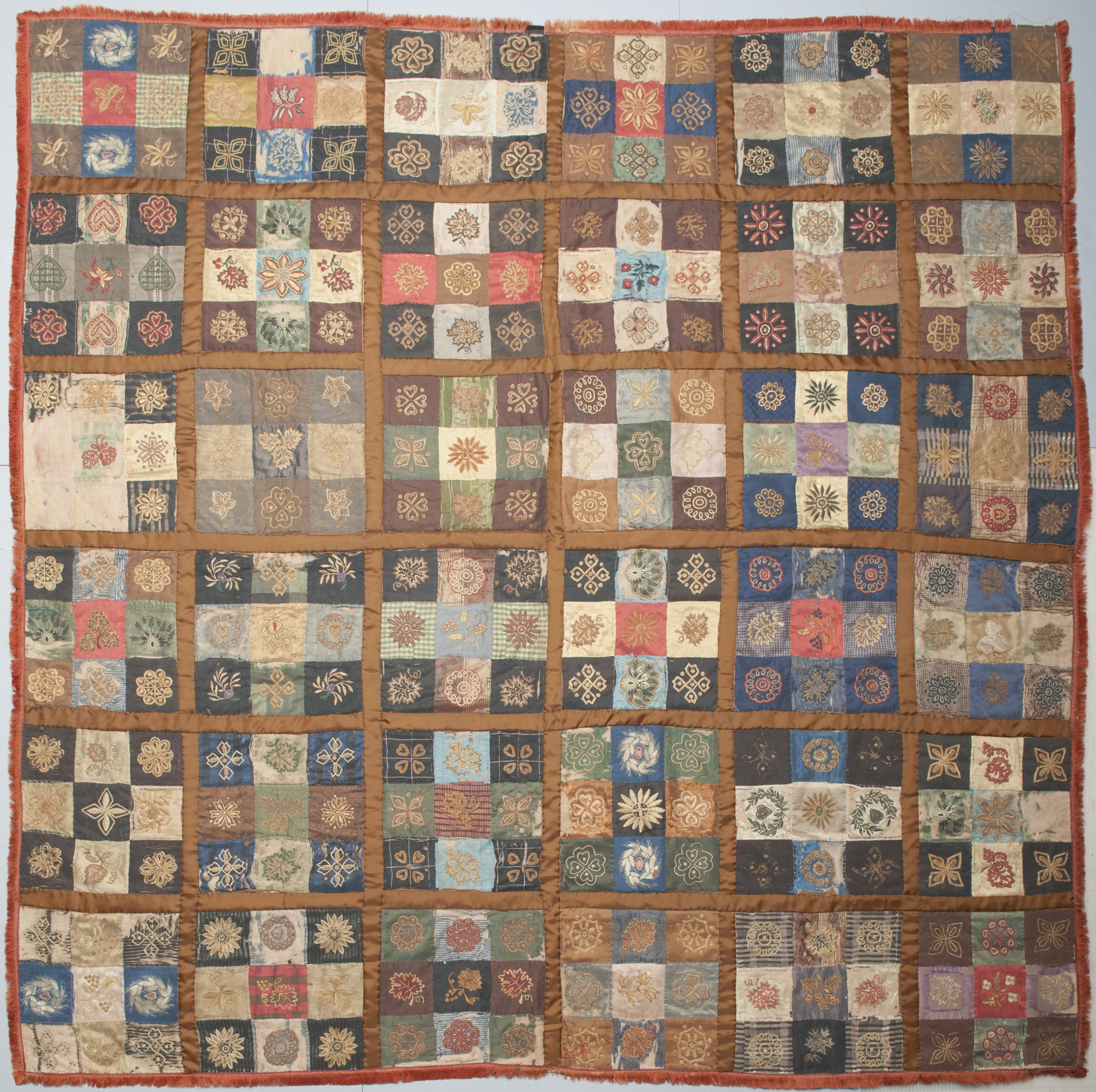 Picture of Pieced Quilt, Smithsonian Anacostia Community Museum