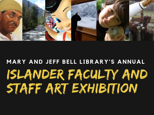 Islander Faculty and Staff Art Exhibition