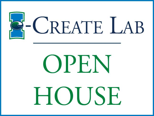 I-Create Lab open house