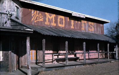 """The Motts"" Steakhouse, from the Kenneth L. Anthony Photographic Collection, Special Collections & Archives"