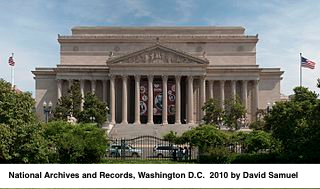 National Archives and Records Building
