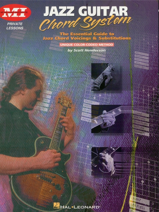 Jazz Guitar Chord System (Music Instruction) by Scott Henderson