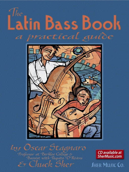 The Latin Bass Book by SHER Music and Chuck Sher