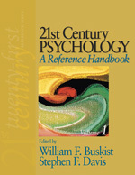 21st Century Psychology Book Cover