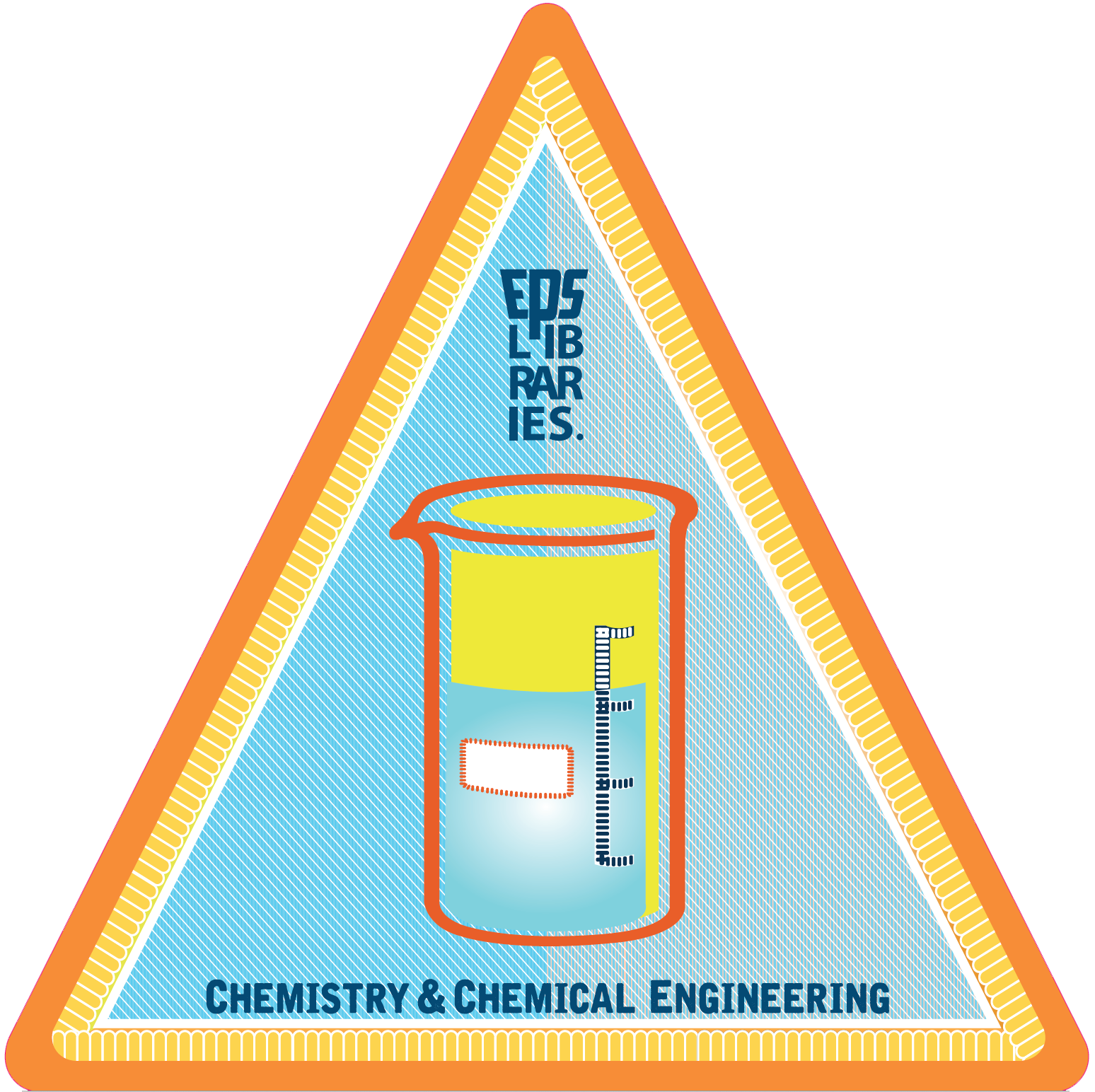 Chemistry unit sticker