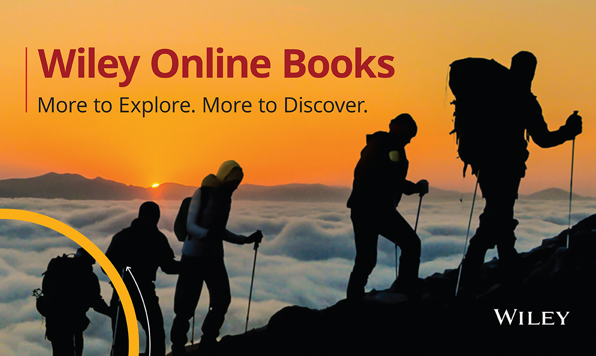 Wiley Online Books graphic