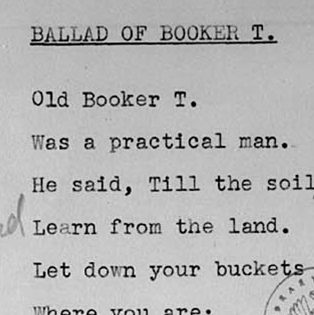 Ballad of Booker T