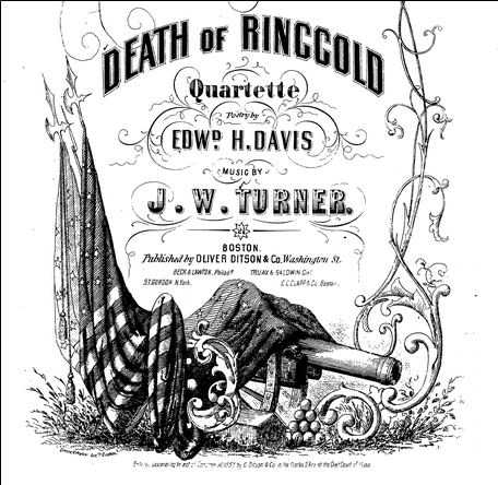 Death of Ringgold