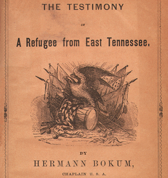 Refugee from East Tennessee
