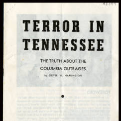 Terror in Tennessee
