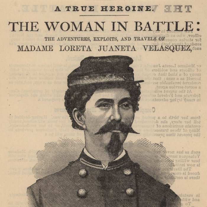 Woman in Battle
