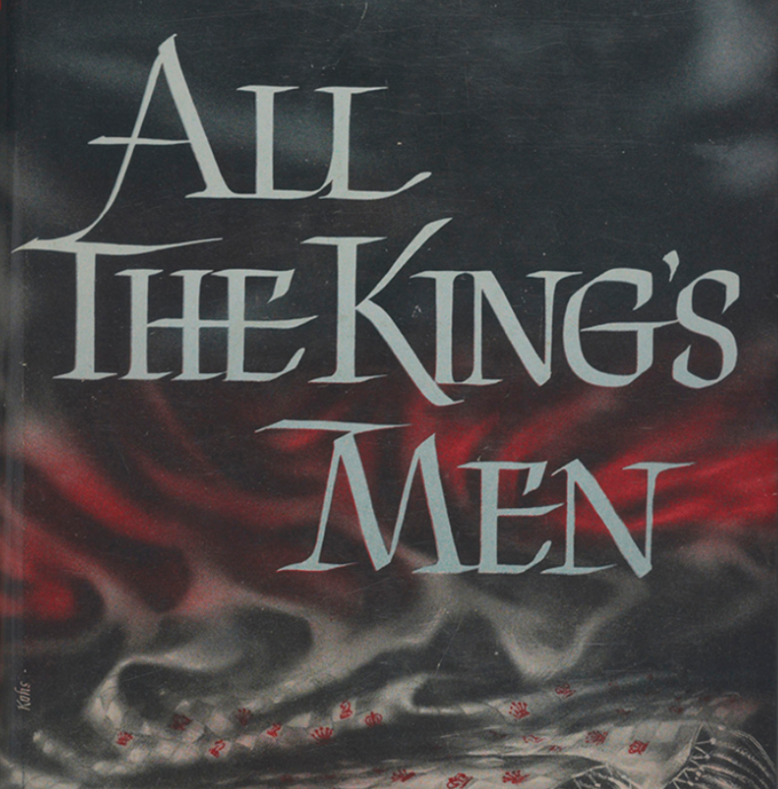 All the Kings Men book cover