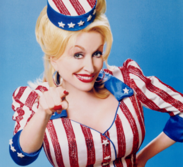 Dolly Parton Uncle Sam