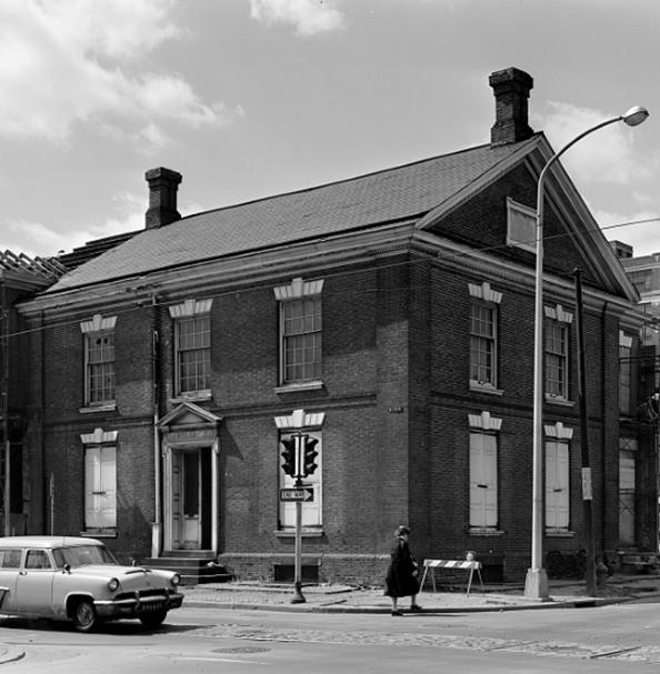 Free Quakers Meetinghouse