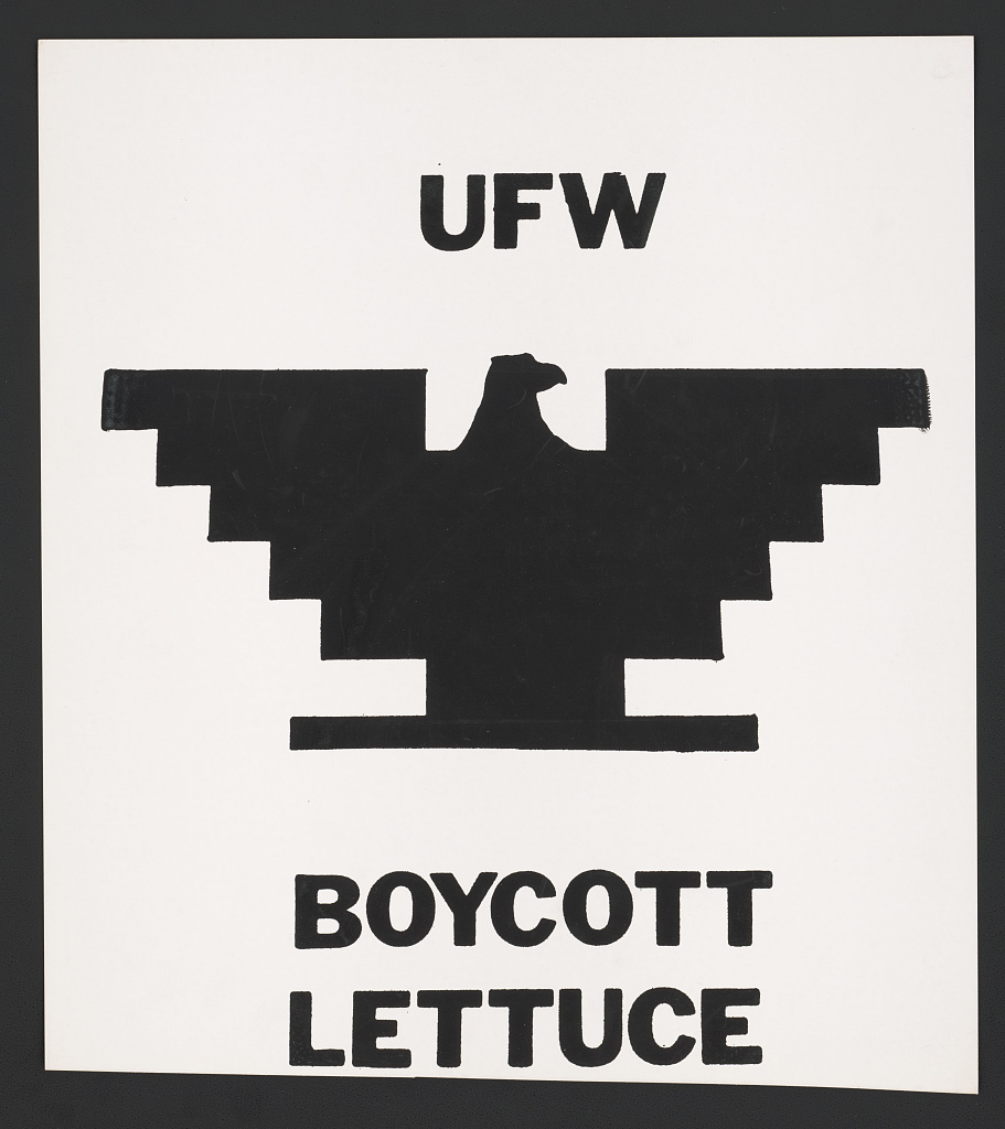 UFW Boycott Lettuce