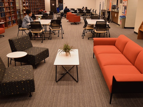 Chemistry Library study space