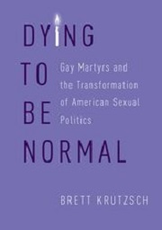 Dying to be normal