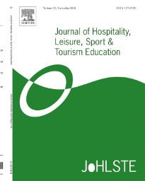 Journal of Hospitality, Leisure, Sport & Tourism Education