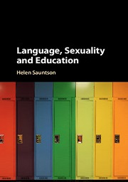 Language, sexuality and eduction