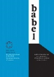 Babel: International Journal of Translation