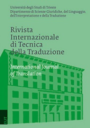 International Journal of Translation