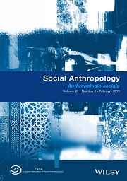 Social Anthropology